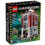 LEGO レゴ 75827 ゴーストバスターズHQ 消防署本部 [並行輸入品]