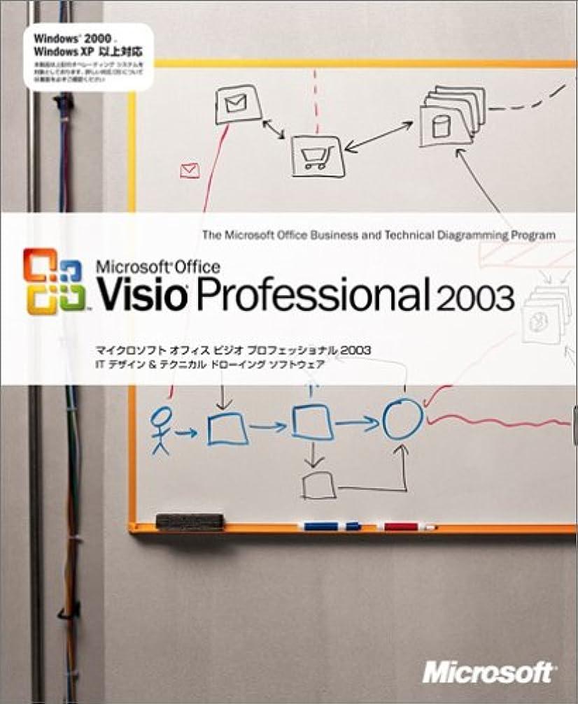 レルム軍艦ハーネス【旧商品/サポート終了】Microsoft Visio Professional 2003