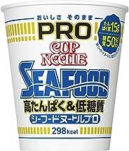 日清 カップヌードル PRO 高たんぱく&低糖質 シーフードヌードル 78g