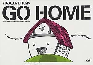 Live Films GO HOME [DVD]