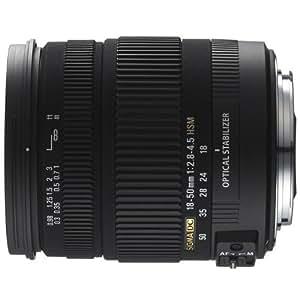 シグマ 18-50mm F2.8-4.5 DC OS HSM ソニー用 18-50mm F2.8-4.5 DC OS HSM SO