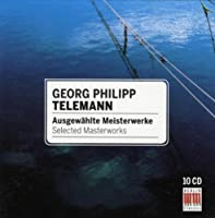 George Philipp Telemann by GEORG PHILIPP TELEMANN (2008-10-14)