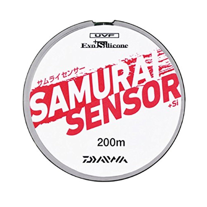 中級スラム逸脱ダイワ(Daiwa) PEライン UVF サムライセンサー+Si 200m 1号 13lb ソルティガブルー