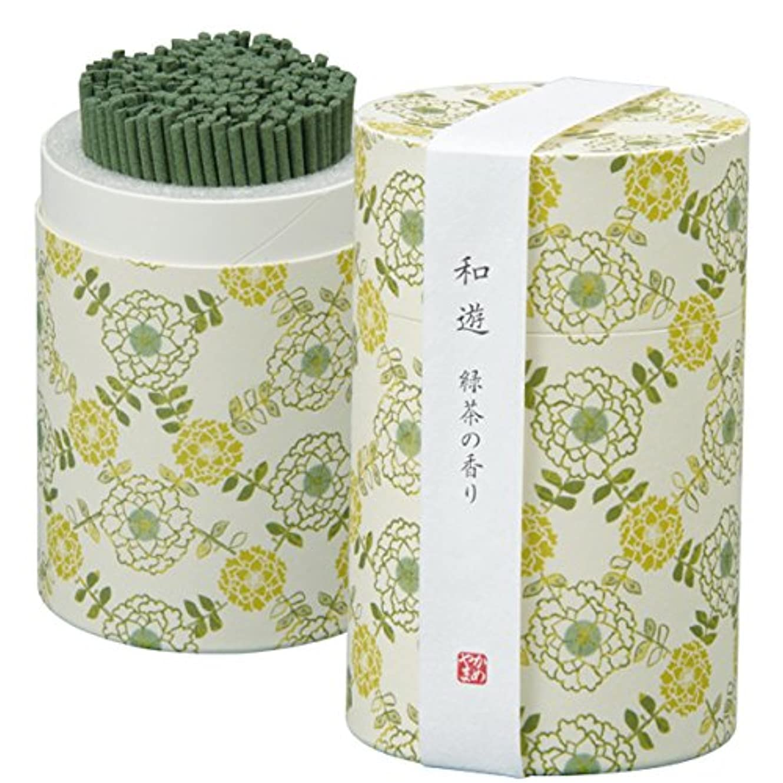 持続的意味する離れた和遊 緑茶の香り 約90g