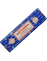 Nag Champa Incense 100グラムW/Vrinda ® Incense Holder