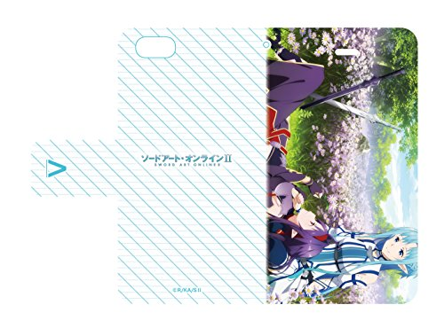 ソードアート・オンラインII 02 キービジュアル2 手帳型...