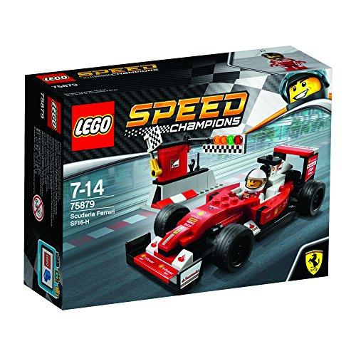 [해외] 레고(LEGO) 스피드 챔피언 스쿠테리아페라리 SF16-H 75879-75879 (2017-03-03)