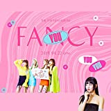 TWICE 7th Mini Album - FANCY YOU [ A ver. ] CD + Photobook + Lenticular Card + Photocards + Sticker + OFFICIAL PHOTOCARD SET + OFFICIAL POSTER + FREE GIFT 画像