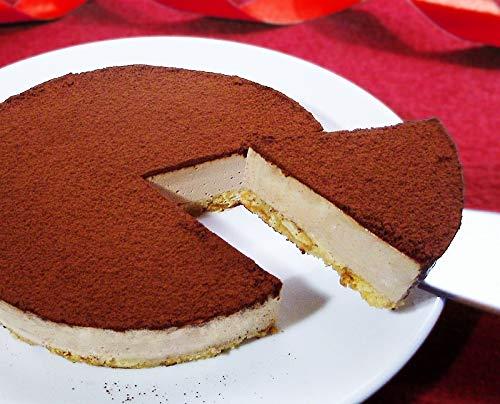 ホワイトデー チョコレートケーキ 生チョコレアチーズケーキ【ホワイトデーシール・手紙付き】(WhiteDayday スイーツ ギフト ホワイトデー限定 セット)