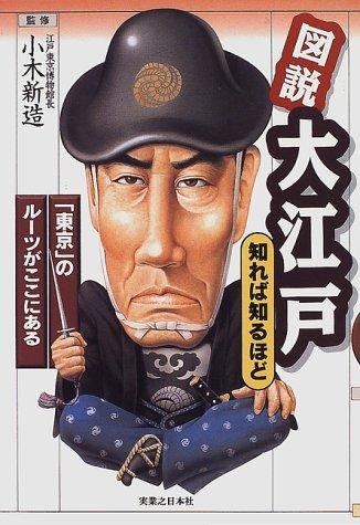 図説 大江戸 知れば知るほど―「東京」のルーツがここにあるの詳細を見る
