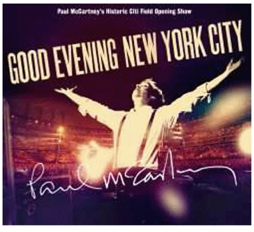 Good Evening New York City (W/Dvd) (Dig) (Ocrd)
