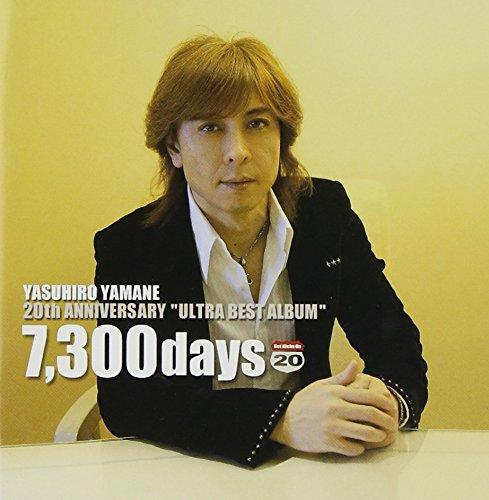 "20th ANNIVERSARY""ULTRA BEST ALBUM""7,300days"