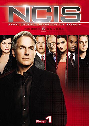 NCIS ネイビー犯罪捜査班 シーズン6 DVD-BOX Part1(6枚組)