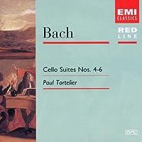 Bach: Cello Suites Nos. 4