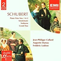 Schubert: Piano Works by Jean-Philippe Collard (2003-12-05)