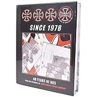 INDEPENDENT インディペンデント スケートボード グッズ 本 40Y-ADBOOK 40YADBOOK F