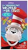 Wubbulous World of Dr Seuss: Cat's Play Pals [VHS] [Import]