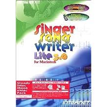Singer Song Writer Lite 3.0 for Macintosh Steady iMac & iBook & eMac Pack