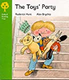 Oxford Reading Tree: Stage 2: Storybooks: Toy's Party