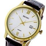 セイコー SEIKO クラシック クオーツ メンズ 腕時計 SUR226P1 ホワイトシルバー 腕時計 海外インポート品 セイコー[逆輸入] mirai1-531550-ak [並行輸入品] [簡易パッケージ品]