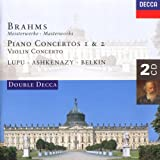Brahms;Piano Concs.1 & 2