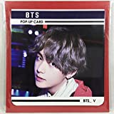 V (ブイ - 防弾少年団 (BTS))/ポップアップカード(グリーティングカード/バースデーカード/メッセージカード等) - POP-UP CARD (Greeting Card / Birthday Card / Message Card etc..) (K-POPグッズ/韓国製)