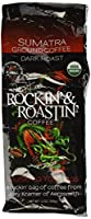 Joey Kramer Rockin and Roastin Organic Ground Sumatra Coffee 12 oz