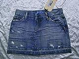 (セイクレッドブルー) SACRED BLUE デニムミニスカート 25インチ