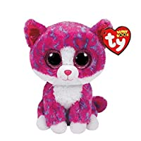 Ty Beanie Boos Charlotte - Cat (Claire's Exclusive) [並行輸入品]
