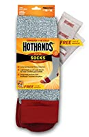 HeatMax HOTB845 Heated Acrylic Hunting Socks