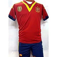 新しい。Spain National Team Jersey and Short Set Youth M ( 9 – 10歳)