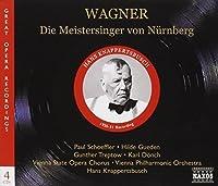 Wagner: Die Meistersinger von Nurnberg (2006-08-01)