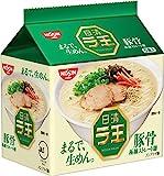 Best ラーメン - 日清食品 日清ラ王 豚骨 5食パック 430g Review