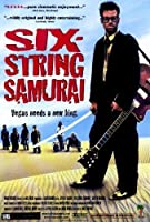 The Six String Samurai POSTER Movie (27 x 40 Inches - 69cm x 102cm) (1998) by Decorative Wall Poster [並行輸入品]