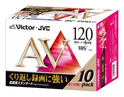 ビクターアドバンストメディア VHSビデオテープ(スタ...