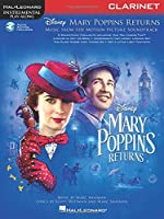 Mary Poppins Returns for Clarinet: Includes Downloadable Audio (Instrumental Play-along)