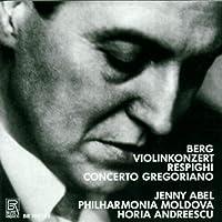 Berg/Resphighi: Vln.Concertos
