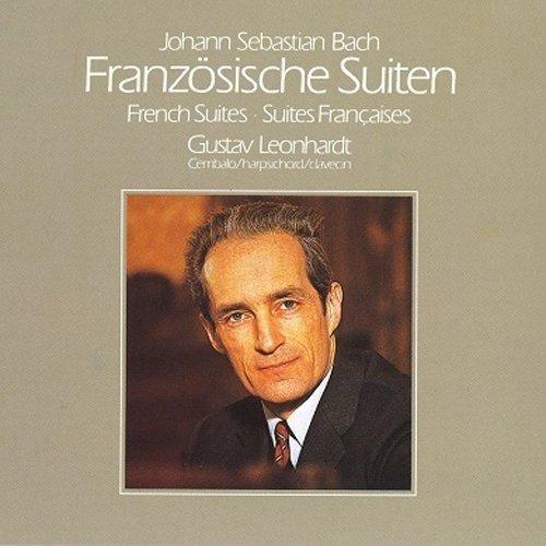 J.S.バッハ:フランス組曲(全曲)(期間生産限定盤)