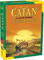 Catan: Cities & Knights 5-6 Player Extension? 5th Edition [並行輸入品]