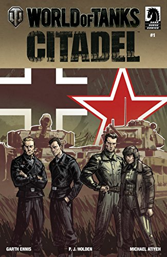 Download World of Tanks: Citadel #1 (English Edition) B07CH2ZVN5