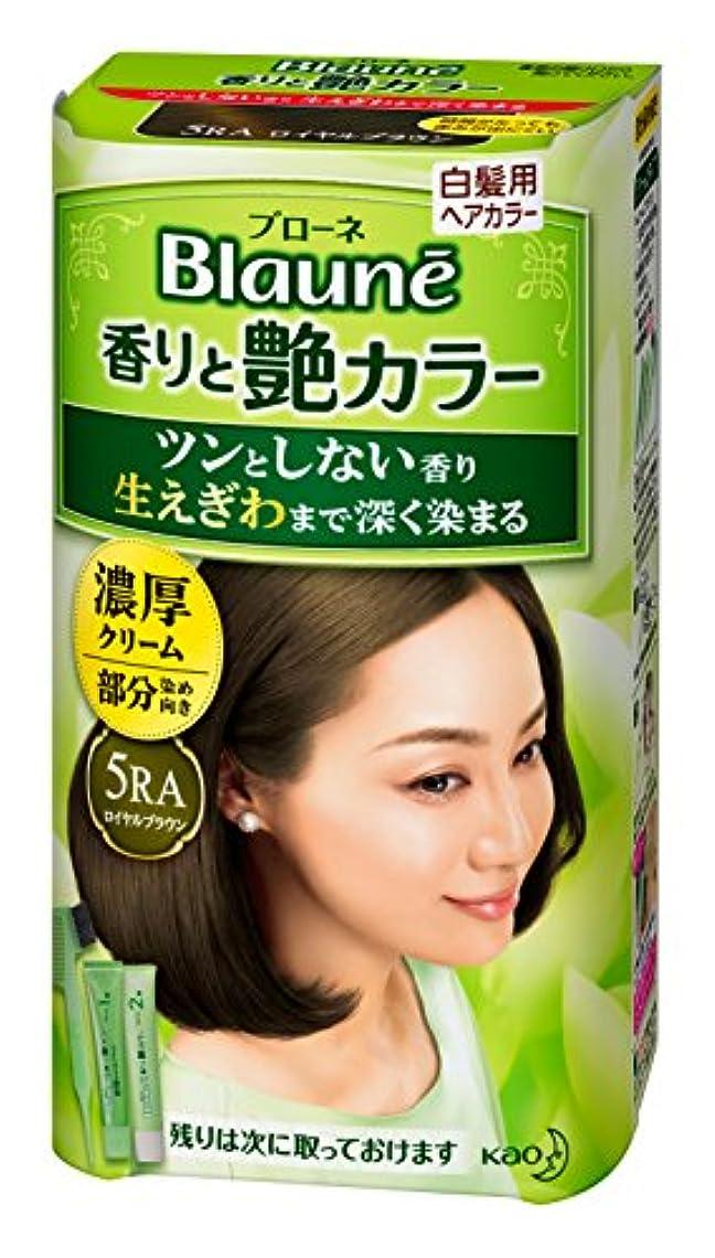 ブローネ 香りと艶カラークリーム 5RA 80g [医薬部外品]