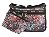 LeSportsac レスポートサック ショルダーバッグ DELUXE EVERYDAY BAG ALLA PRIMA FLORAL(アッラプリマフローラル)7507-D662 [並行輸入品]