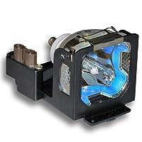 OEM SANYOプロジェクターランプ用部品番号poa-lmp51元電球と汎用ハウジング