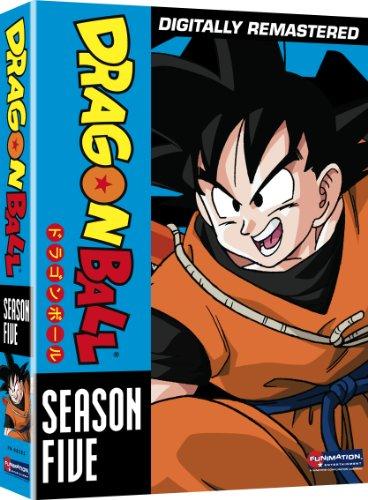 Dragon Ball: Season 5 [DVD] [Import]