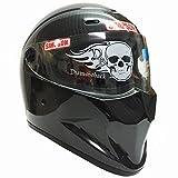 シンプソン(SIMPSON)バイクヘルメットDIAMONDBACKダイアモンドバック カーボーン 57cm 3301415700 フルフェイス