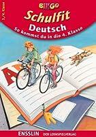 Bingo. Schulfit Deutsch. So kommst du in die 4. Klasse. 3./ 4. Klasse (Lernmaterialien)