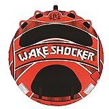 Best Towables - Full Throttle Wake Shocker Fully Covered Towable Tube Review