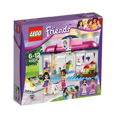 レゴ フレンズ・ハートレイクのペットプラザ 41007