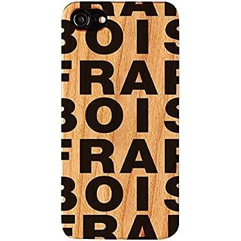 70f6225c12 Amazon | 【iPhone8/7/6s/6対応 背面ケース】FRAPBOIS(フラボア ...
