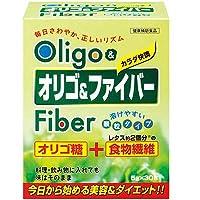 【5個セット】オリゴ&ファイバー 150g (5g×30包)×5個セット